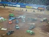 Highlight for Album: Monster Truck Jam